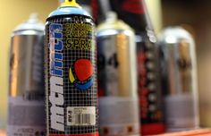 2. MTN — The 15 Best Spray Paint Brands Available In America | Complex