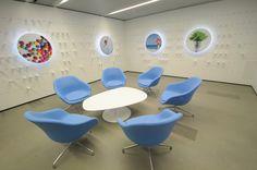 TETRAPAK LIFE SYLE DISCOVERY ROOM Progettazione d'interni - Intertecnica