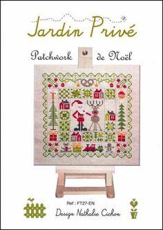 Quaker De Noel - Cross Stitch Pattern