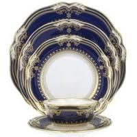 Available At Imperial China Cobalt Spode China