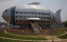 National Fisheries Development Board Regioinal Office Building - Rajendranagar, Hyderabad, India