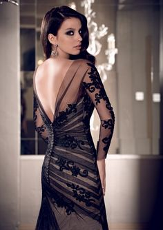 Evening #prom #dress