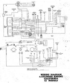 Jeep Cj Ignition Wiring Diagram 1998 Jeep CJ Heater