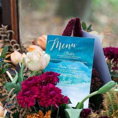 Just had a lovely call with fabulous Shine client @carolineopacicphotography so had to share this gorgeous jewel tones - right up our street from this amazing shoot  Dreamy watercolour invite by the very talented @anon_design. Teal is one of my favourite colours! Whats yours?  Florals by @thecountrygardenflowercompany // Hire @anthologyvintagehire // Venue @festivalfarmweddings // Styling @rockthedaystyling and @vintagegardenweddings