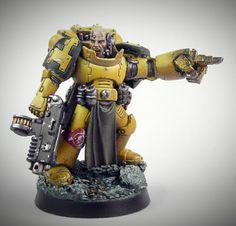 Sergeant Rambeau (Imperial Fists):Blog de Kouzes