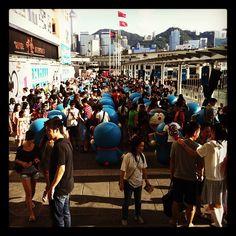 Muhf*ckas love #doraemon #hongkong - @wongo852- #webstagram