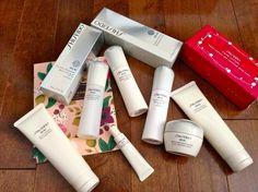 Shiseido's new Ibuki line. I'm addicted. #winterskincare
