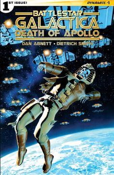 Death of Apollo #1