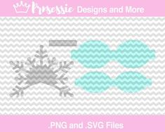 Digital SVG DXF PDF Winter Queen Hair Bow Template | Etsy Glitter Canvas, Glitter Fabric, Making Hair Bows, Diy Hair Bows, Ribbon Hair, Bow Template, Templates, Frozen Bows, Snowflake Background