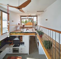 """A """"Naturally Comfortable"""" Home Makes Sustainability Look Easy.  Ben Callery Architects"""