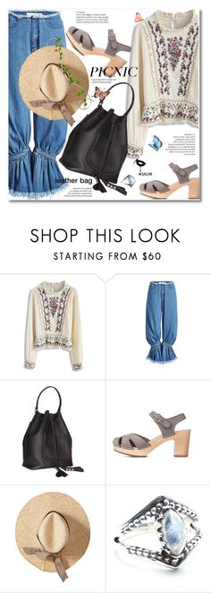 """""""Picnic in the Park"""" by svijetlana ❤ liked on Polyvore featuring Chicwish, Marques'Almeida and Child Of Wild"""
