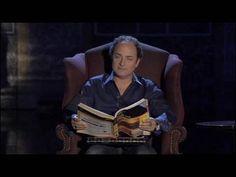Kevin Pollak parodies Christopher Walken: Poker Face reading - YouTube