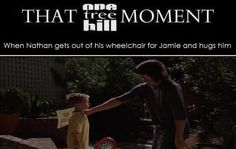 James Lucas Scott. Jamie. Nathan Scott. Jackson Brundage. James Lafferty. One Tree Hill. OTH. That One Tree Hill Moment.