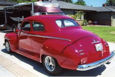 1947 Plymouth Coupe P15 | Our new 1947 Plymouth Special Deluxe Coupe - www.P15-D24.com
