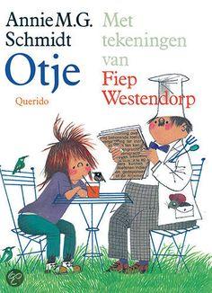 Uitgeverij Querido Otje - Annie M. Childhood Toys, Childhood Memories, Books To Read, My Books, Personalized Books, Schmidt, Film Music Books, 90s Kids, Love Book