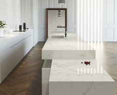 Dekton® by Cosentino Introduces Two Marble-Inspired New Colours, Opera and Natura