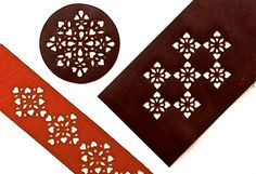 punch patterns leather - Пошук Google