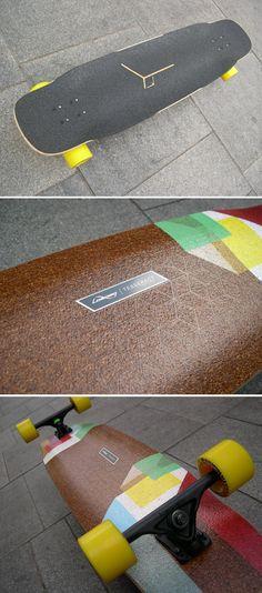 LOADED Tessaract es una tabla con un diseño que aporta nuevos rocker, molduras en los perfiles y laterales, cóncavos en W y múltiples opciones de distancia entre ejes en un conjunto ligero diseñado para las grandes carreteras de montaña, altas velocidades, trucos, ollies, manuals. Las sensaciones son como escapar de los límites tridimensionales contemporáneos del skate y dar la bienvenida a la cuarta dimensión.