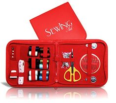 Sewing Aid - Emergency Sewing Kit for Travel - Small and Portable Set with Free E-book - Great for Adults and Children Goods Doing Good http://www.amazon.com/dp/B00RZXODW6/ref=cm_sw_r_pi_dp_fs4Zvb03927JW