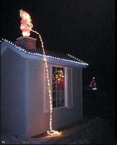 Bad Christmas decorations