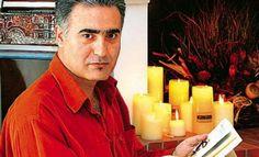 Ο Κώστας Αρκουδέας απαντά στο ερωτηματολόγιο του L Literature, Candles, Literatura, Candy, Candle Sticks, Candle