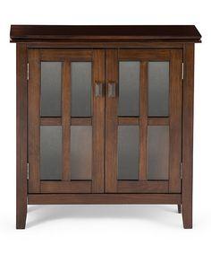 Auburn Brown Artisan Low Storage Cabinet #zulilyfinds  sc 1 st  Pinterest & Honey Maple Storage Cabinets | http:/ulgamaisweb.com | Pinterest ...