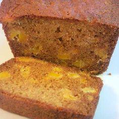 Cookbook Recipes, Bread Recipes, Cooking Recipes, Muffin Recipes, Cake Recipes, Pineapple Coconut Pie Recipe, Mango Bread Recipe Hawaii, Mango Recipes, Hawaiian Recipes