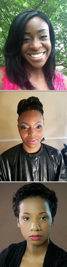 Let these professionals handle all your wedding makeup and hair styling needs. They also provide quality makeup application services for photo shoots, proms, and fashion shows. DC based makeup and hair artist: click for reviews and photos!