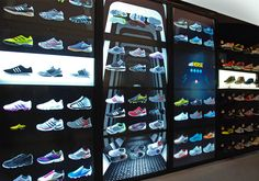 Adidas's adiVERSE Interactive Footwear Wall was developed in partnership with Intel to demonstrate what's possible in interactive retail usi...