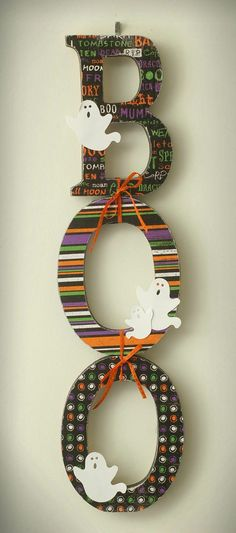 Scrapbook Paper  Wooden Letters -You can use this for ANY name too!