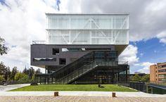 Galeria de 8 Projetos que estão transformando a arquitetura universitária na Colômbia - 21