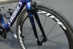 Tom Boonen's limited edition S-Works Venge, Amgen Tour of California - 2014