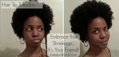 Embrace the Shrinkage- It's Good for You! | Curly Nikki | Natural Hair Styles and Natural Hair Care