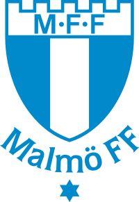 Malmo FF of Sweden crest.