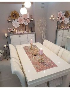 31 outstanding dining room table decor ideas 20 < HOME DESIGN IDEAS < queenchef. Dining Room Decor Decor Design Dining Home Ideas outstanding queenchef Room Table Table Decor Living Room, Home Living Room, Bedroom Decor, Cozy Bedroom, Decor Room, Dining Table, Luxury Dining Room, Dining Room Design, Room Interior