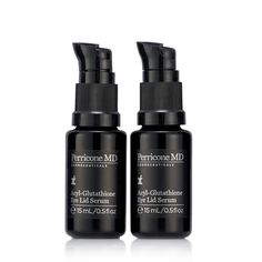 230893 - Perricone Acyl Eye Duo 15ml  QVC PRICE: £134.00  EVENT PRICE; £121.20 + P&P: £5.95 or 3 Easy Pays of £40.40 +P&P  Designed to target the look of lines and creases, this serum is a specially-formulated treatment for both above and below the eye contours. Help diminish the appearance of crows feet, roughness and dryness with this Perricone Eye Lid Serum.