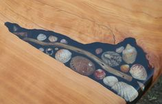 Under-the-sea Tables by Woodcraft