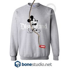 Welcome to Bonestudio, home of the funniest and popular tee's online.Disneyland Sweatshirt and also will be