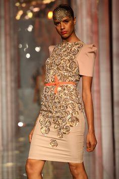 Namrata Joshipura Spring/Summer 2013 Collection – Floral & Neon Alluring
