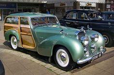 Rare 1948 Triumph Roadster Shooting Brake