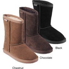 bear paw boots - I love the black ones!!!