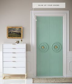 this door knob DIY i