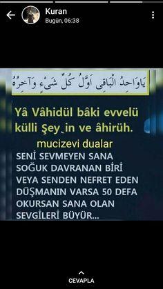 of the Qur'an - Kurani Oku Islamic Dua, My Emotions, Quran, Karma, Allah, Prayers, Positivity, Hat, Aikido