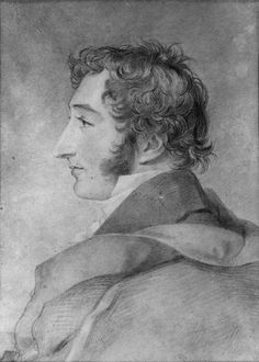 John Fane, 11th Earl of Westmorland after Sir Thomas Lawrence pencil and wash, (1814-1820)
