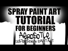 Spray Paint Art Tutorial For Beginners Planet and Mountain Spray Art Tutorial - Learn a few helpful techniques that will take your spray painting skills to t. Spray Paint Art, Spray Painting, Art Tutorials, Planets, Mountain, Learning, Youtube, Craft Ideas, Studying