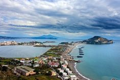 Monte di Procida, a small municipality in the Province of Naples facing the island of Procida