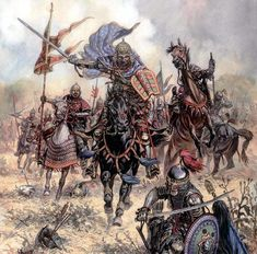 Battle of Kulikovo, 1380 AD