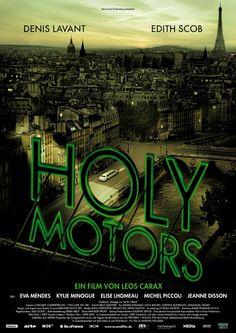 Holy Motors - Dir. Leos Carax