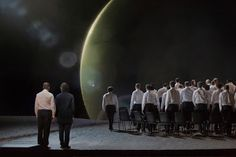Canada's first fully staged production of Richard Wagner's nearly six-hour epic Parsifal kicks off the COC's exciting new season Radios, Planning Cycle, The Barber Of Seville, Now Magazine, King John, Concert Stage, Metropolitan Opera, Scenic Design, Outdoor Travel