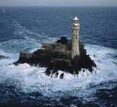 Fastnet Rock Lighthouse, Ireland